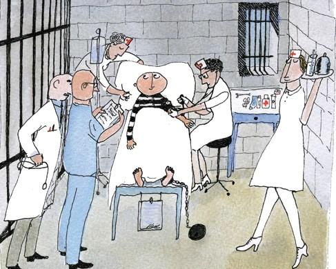 Morire malati in carcere