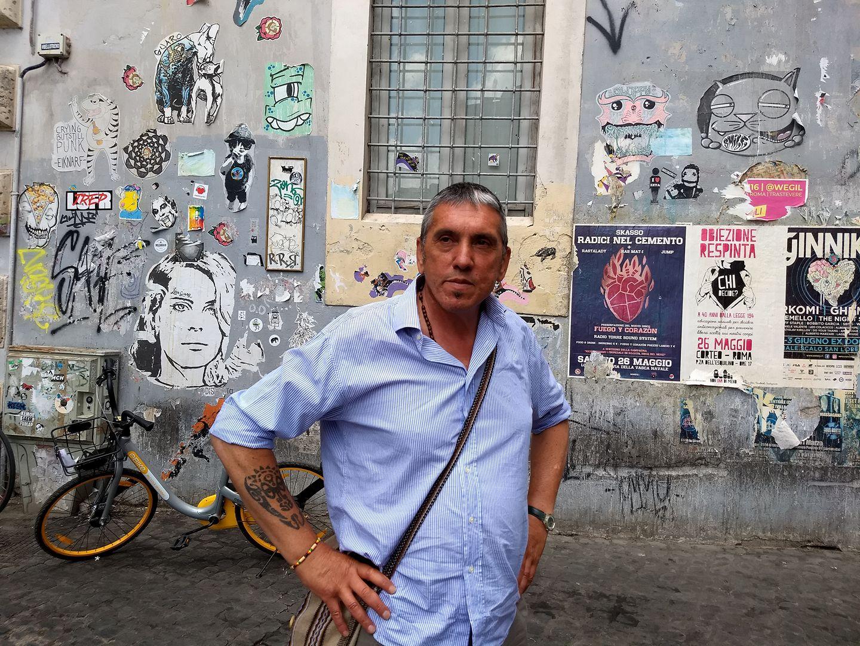 Giampiero Cassarà, il poeta di Regina Coeli